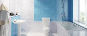 Чем отделать стены ванной комнаты?