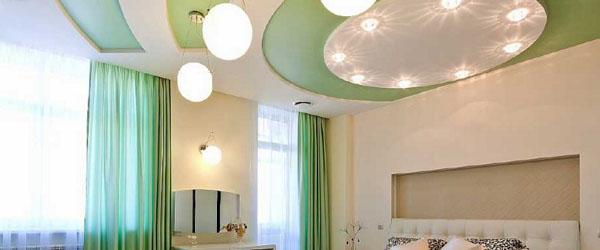 Для чего нужны многоуровневые потолки?