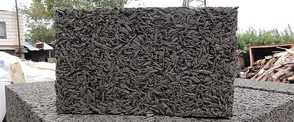 Арболит-свойства и применение в строительстве