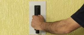 Фактурные краски для стен