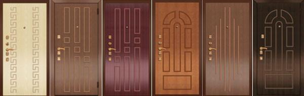 Входные двери Эльбор