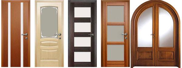 Формы дверей