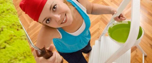 Как восстановить потрескавшиеся потолки