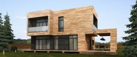 Преимущества возведения каркасно-щитовых домов