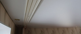 Карнизы для натяжных потолков