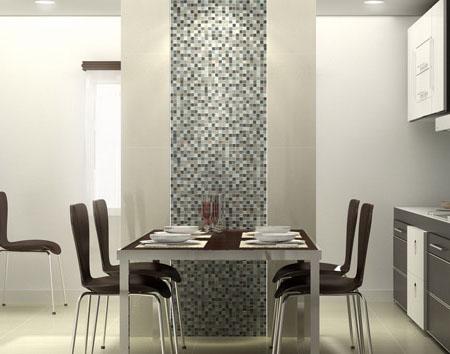 Керамическая стеклянная мозаика