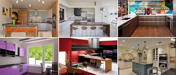 Кухни идеи интерьера