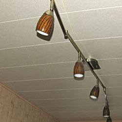 Лампы и пластиковые панели