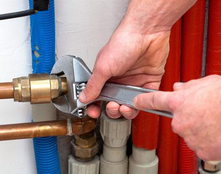 Монтаж водопровода и системы водоснабжения