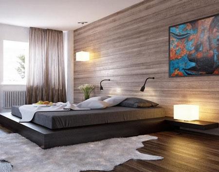 комната из мдф панелей фото