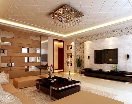 Идеи потолка в квартире