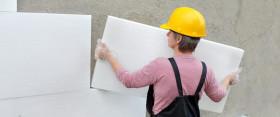 Принятие мер по устранению промерзания стен