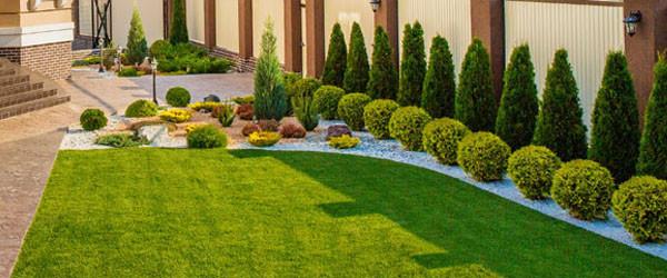 Синтетические газоны и ландшафтный дизайн