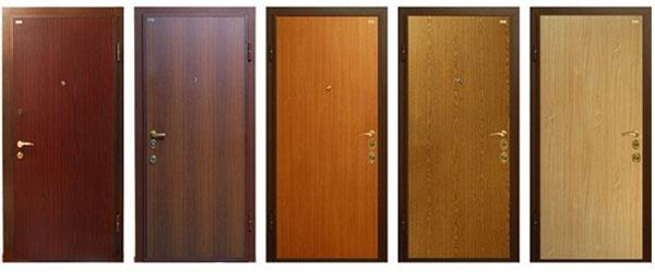 стальные двери от отечественных производителей
