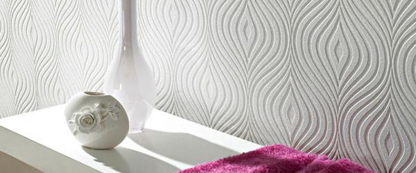 Стеклообои – необычный вариант оформления стен