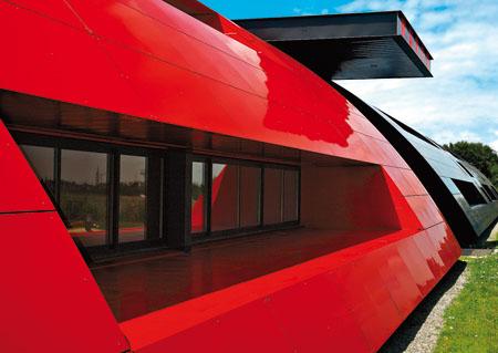 Фасадные панели из алюкобонда