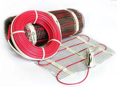 Теплый пол кабельный