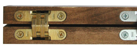Классические петли для дверей