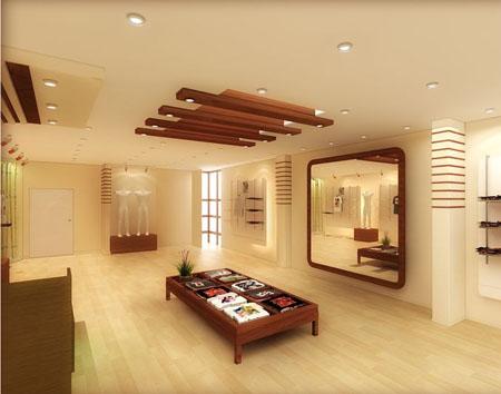 Натяжные потолки с эффектом трехмерного пространства