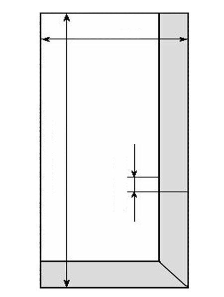 Замер дверного проёма