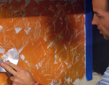 Как подготовить стены к нанесению венецианской штукатурки