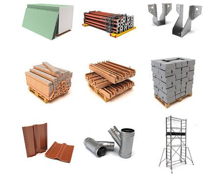 Материалы для строительства каркасно щитового дома