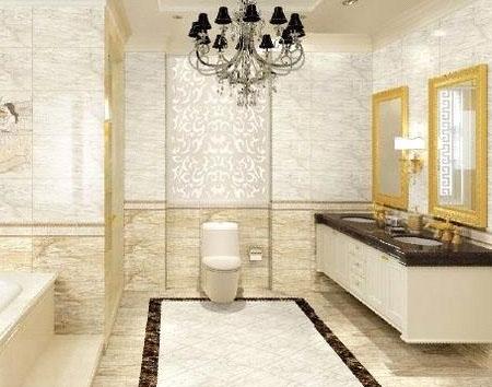 Глазурованная плитка для ванной