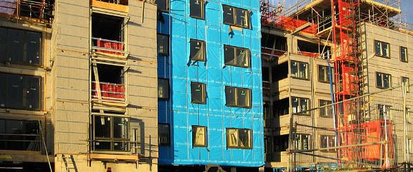 Утепление фасадов зданий и сооружений
